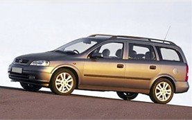 2000 Opel Astra Estate