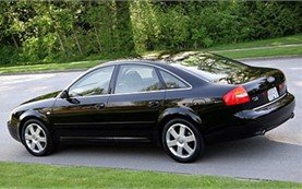 2001 Audi A6 QUATTRO
