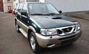 2001 Nissan Terrano