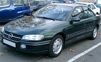 2001 Opel Omega