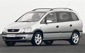 2001 Opel Zafira 6+1