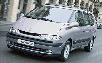2001 Рено Эспейс