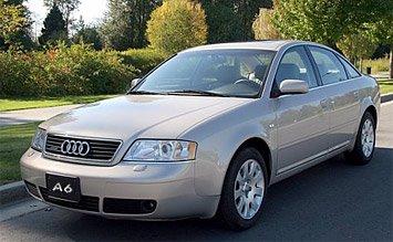 2002 Ауди А6 Automatic
