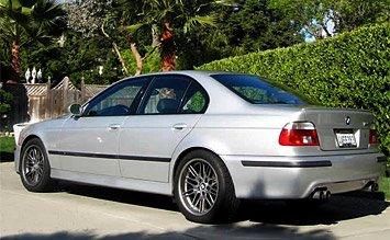2002 БМВ 520