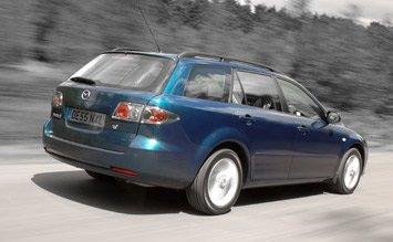 2003 Mazda 6 SW