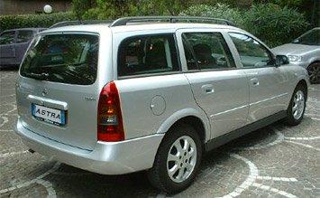 2003 Opel Astra Estate