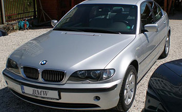 2004 BMW 3 Series Automatic