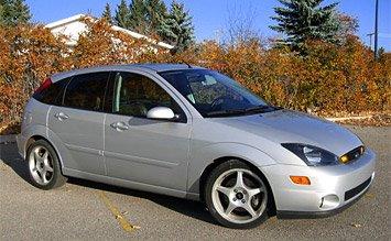 2004 Форд Фокус Хэтчбек