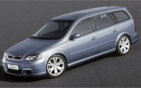 2004 Opel Astra Station Wagon
