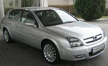 2004 Opel Signum