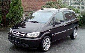 2004 Opel Zafira 6+1
