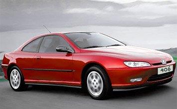 2004 Peugeot 406