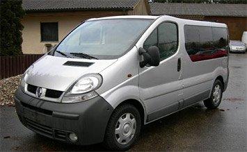 2004 Renault Trafic