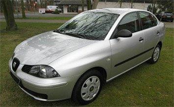 2004 Seat Cordoba