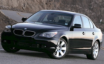 2005 BMW 5-Series Automatic