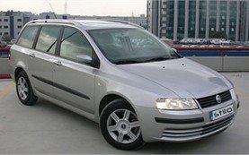 2005 Fiat Stilo SW