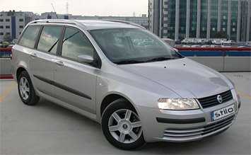2005 Fiat Stilo Wagon