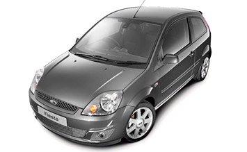 2005 Форд Фиеста