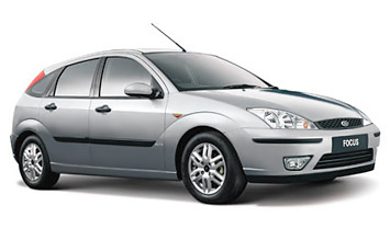 2005 Ford Focus Hatchback
