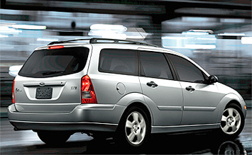 2005 Ford Focus Station Wagon