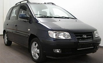 2005 Hyundai Matrix