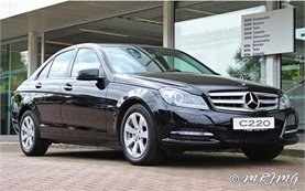 2005 Mercedes C-220 SW Automatic