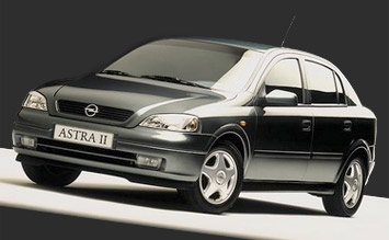 2005 Opel Astra Classic