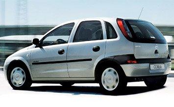 2005 Opel Corsa
