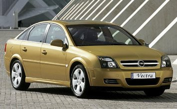 2005 Opel Vectra