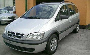 2005 Opel Zafira 6+1
