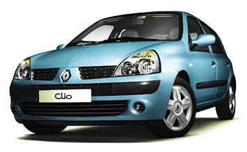 2005 Рено Клио 1.2