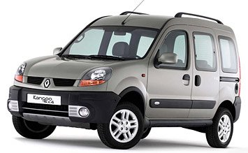 2005 renault kangoo 4x4 1 6 car hire in sofia cheap car rental bulgaria. Black Bedroom Furniture Sets. Home Design Ideas