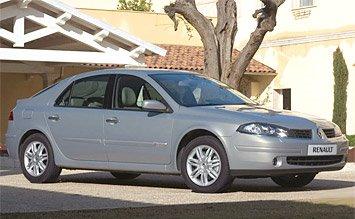 2005 Renault Laguna