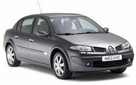 2005 Renault Megane Sedan