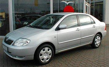 2005 Toyota Corolla Automatic