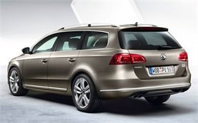 2013 Volkswagen Passat SW Auto