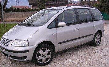 2005 Volkswagen Sharan