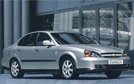 2006 Chevrolet Evanda