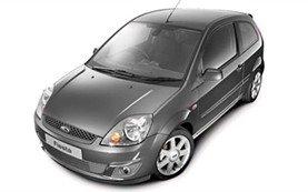 2006 Форд Фиеста