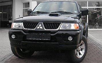 2006 Mitsubishi Pajero Sport