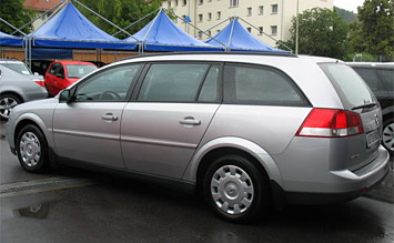 2006 Opel Vectra Wagon