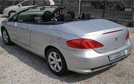 2006 Пежо 307 CC Кабриолет