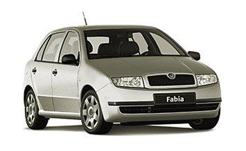 2006 Шкода Фабия