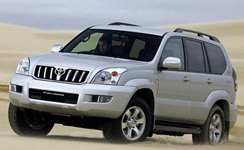 2006 Тойота Ленд Крузер