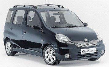 2006 Toyota Yaris Verso