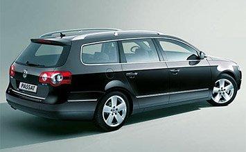 2006 Volkswagen Passat SW Auto