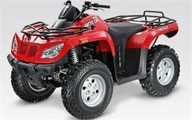 2007 Arctic Cat 400 - ATV rent Pamporovo