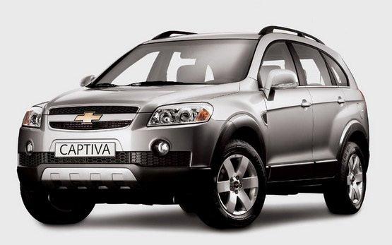 2007 Chevrolet Captiva 6+1