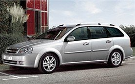 2007 Chevrolet Lacetti SW