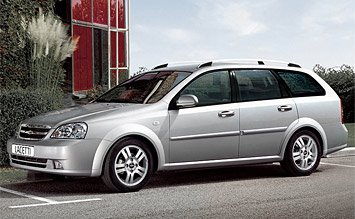 2008 Chevrolet Lacetti Sw 1 6 Car Hire In Plovdiv